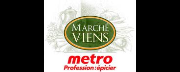 Marché Viens, Métro Profession: épicier