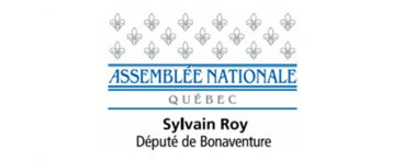 Assemblée nationale, Québec - Sylvain Roy, Député de Bonaventure